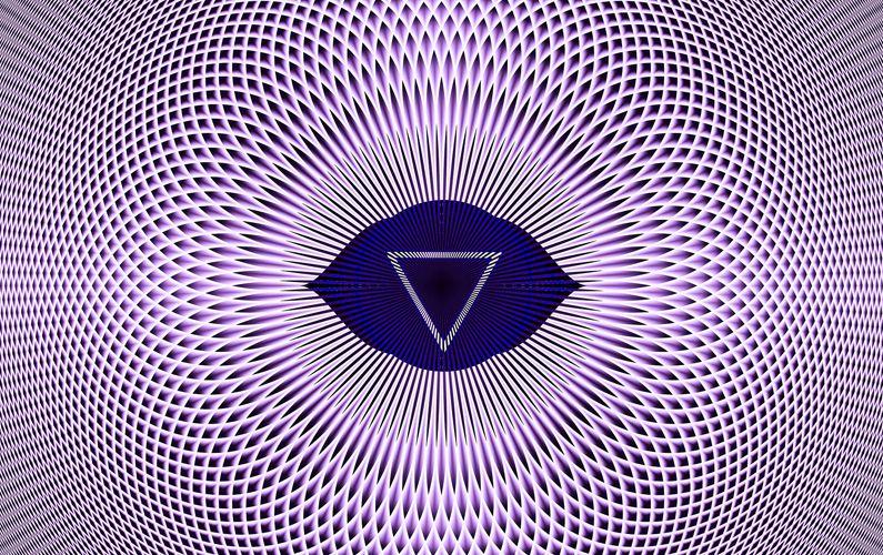 Il sesto chakra: Ajna, chakra del terzo occhio