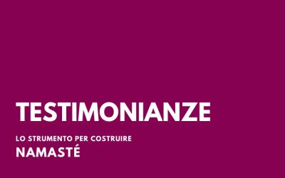 Namasté: la testimonianza di Letizia