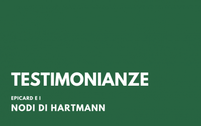 Epicard e i nodi di Hartmann: una testimonianza